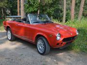1976 Fiat Dino Spider