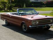 1967 Plymouth Satellite GTX RESTOMOD CONVERTIBLE