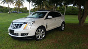 2013 Cadillac SRX Premium Package
