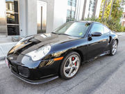 2003 Porsche 911 Turbo Coupe 6 Speed BlackBack Serviced