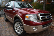 2014 Ford Expedition LONG WHEEL BASE KING RANCH-EDITION