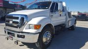 2008 Ford F650 Chassis Toy Hauler Super CrewZer