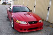 1999 Ford Mustang Saleen 281 SC