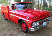 1966 GMC C2500 CUSTOM CAB