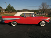 1957 Chevrolet Bel Air 150210 Convertible