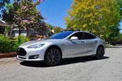 2013 Tesla Model S P85 + Performance