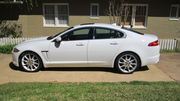 2014 Jaguar XFSupercharged Sedan 4-Door