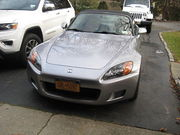 2000 Honda S2000Base Convertible 2-Door