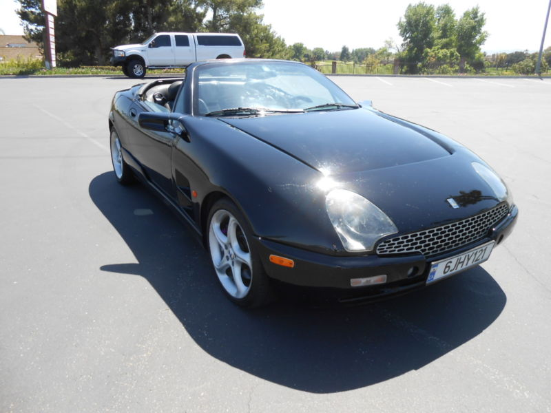 2001 Qvale Mangusta Roto Top Roadster - Rapid City - Cars for sale ...