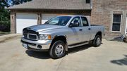 2003 Dodge Ram 3500Base Crew Cab Pickup 4-Door