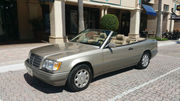 1994 Mercedes-Benz E-Class E320 Convertible Low Miles 1 Owner Florida.