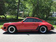 1988 Porsche 911 Red