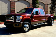 2015 Ford F-350 King Ranch 4x4 4dr Crew Cab 8 ft. LB DRW Pickup