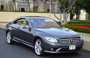 2010 Mercedes-Benz CL-Class 2 door luxury coupe