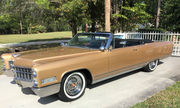1966 Cadillac Eldorado Base Convertible 2-Door