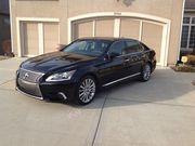 2014 Lexus LS BLACKBLACK